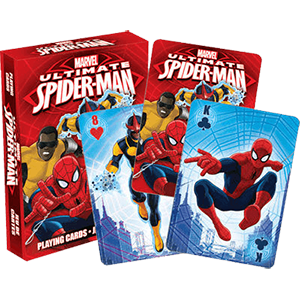 Picture for category Marvel Playing Cards