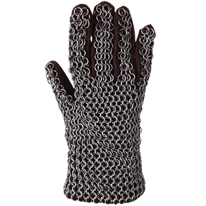 Picture for category Chain Mail Gauntlets