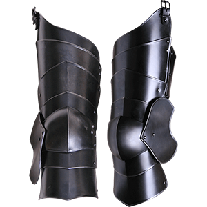 Picture for category Metal Leg Armor