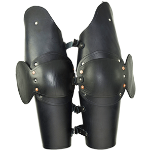 Picture for category Leather Full Arm Armour