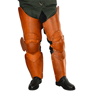 Picture for category Leather Full Leg Armour