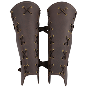 Picture for category Leather Greaves