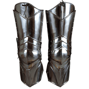 Picture for category Steel Full Leg Armour