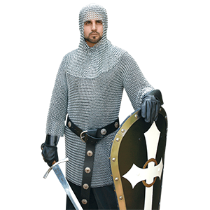 Picture for category Chainmail Hauberks