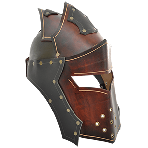 Picture for category Leather Helmets