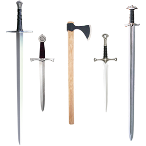 Picture for category Swords, Daggers & Axes