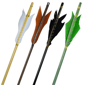 Picture for category Wood Arrows