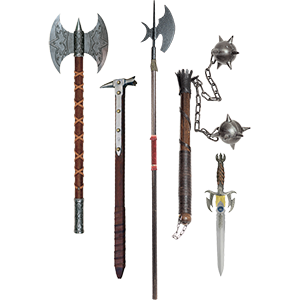 Picture for category Decorative Weapons