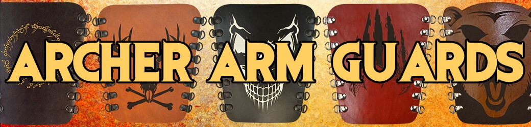 Arm Guards and Gloves