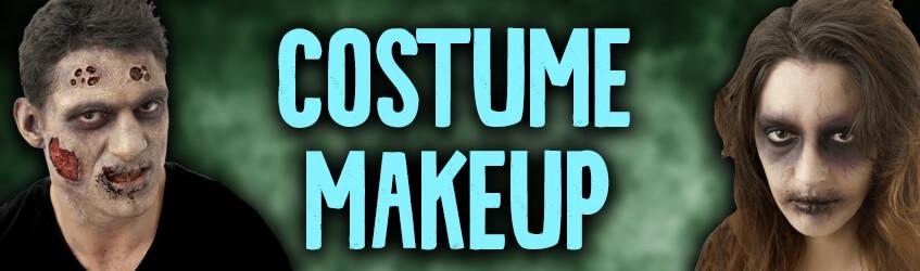 Zombie Costume Makeup