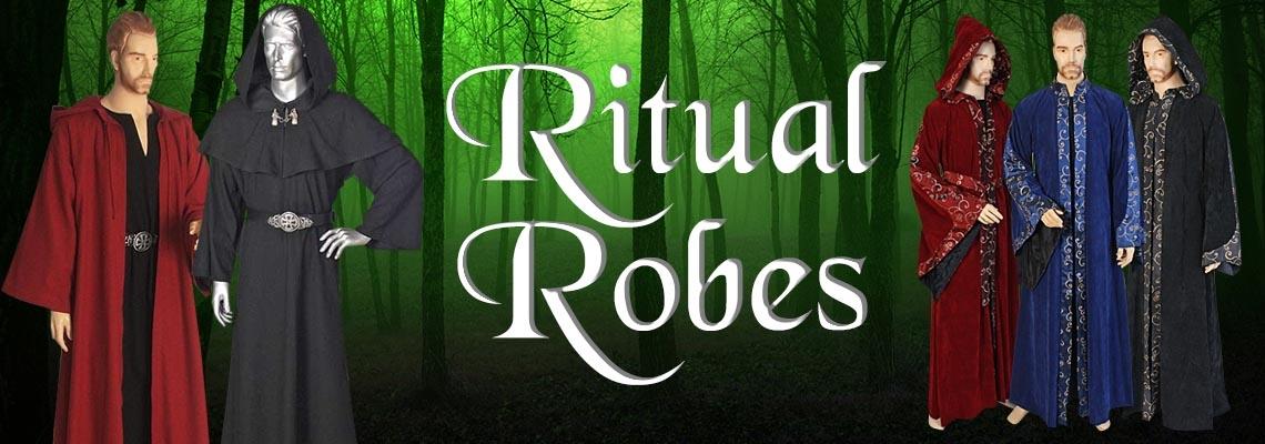 Mens Ritual Robes