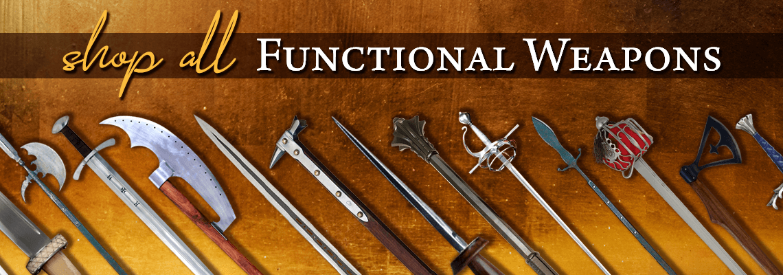 Shop All Functional Weapons