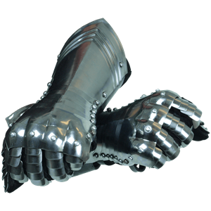 Picture for category Steel Gauntlets