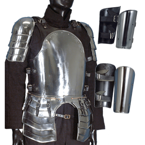 Picture for category Steel Armour Packages