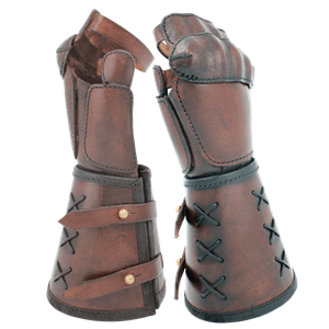 Picture for category Leather Gauntlets