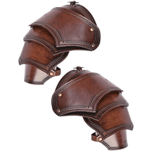 Picture for category Leather Pauldrons