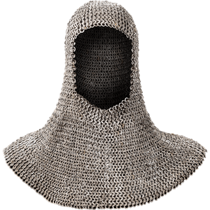 Picture for category Chainmail Coifs
