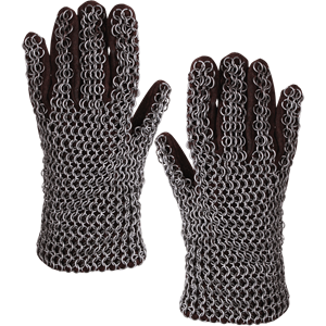 Picture for category Chainmail Gauntlets