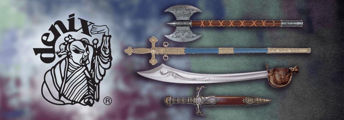Medieval Swords, Functional Swords, Medieval Weapons, LARP Weapons