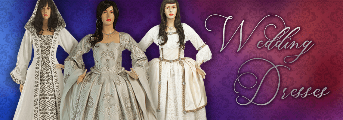 Medieval and Renaissance Clothing, Handmade Clothing and