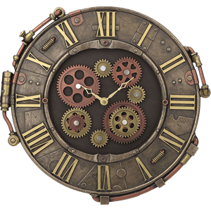 Picture for category Steampunk Clocks