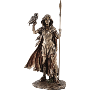 Picture for category Athena Statues