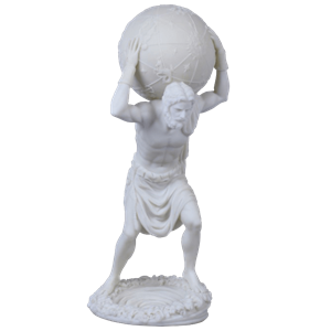 Picture for category Atlas Statues