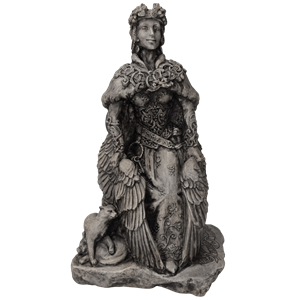 Picture for category Freya Statues