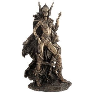 Picture for category Frigga Statues