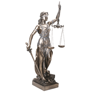 Picture for category Justice Statues