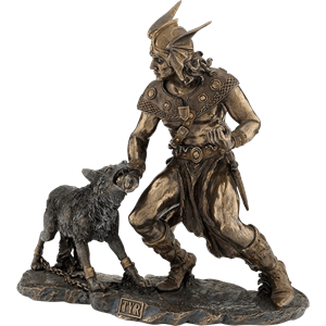 Picture for category Tyr Statues