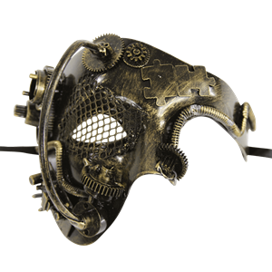 Picture for category Steampunk Masks
