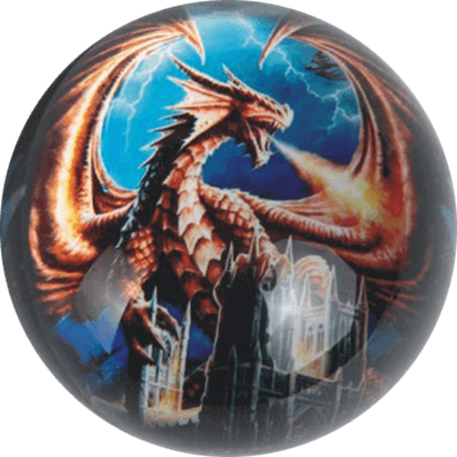 Anne Stokes Dragon Fury Paperweight