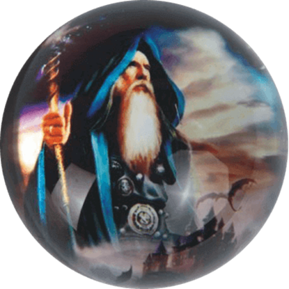 Wizard Septimus Paperweight