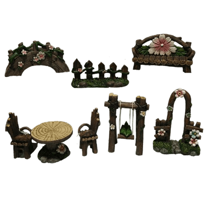 8 Piece Mini Garden Set
