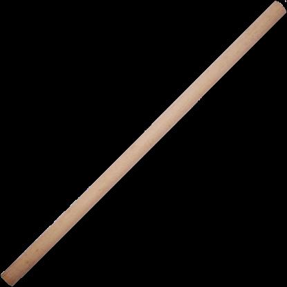 54 Inch Ash Pole Stave
