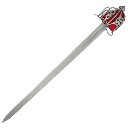 Basket-Hilt Broadsword