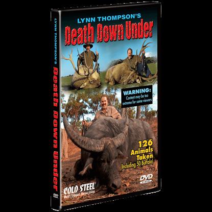 Lynn Thompson's Death Down Under DVD
