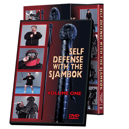 Self Defense with the Sjambok DVD