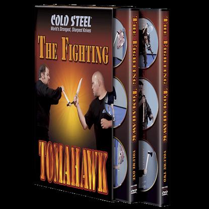 The Fighting Tomahawk DVD