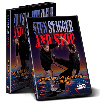 Stun, Stagger, and Stop DVD