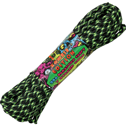 Zombie Decay Parachute Cord