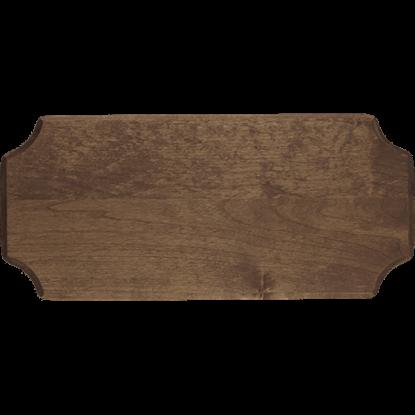 Dark Wood Replica Pistol Display Frame