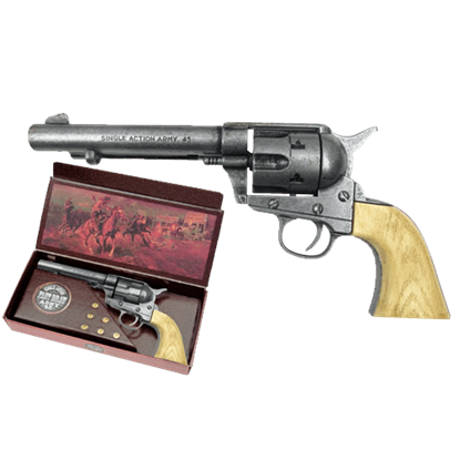 John Wayne's The Duke M1873 SAA Cap Pistol