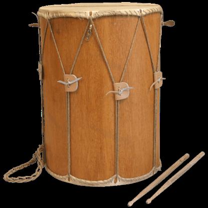 Medieval Drum 13 X 19