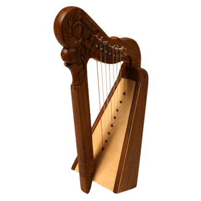 Miniature Parisian Harp