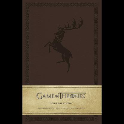 Game of Thrones House Baratheon Journal