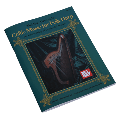 Celtic Music for Folk Harp Book