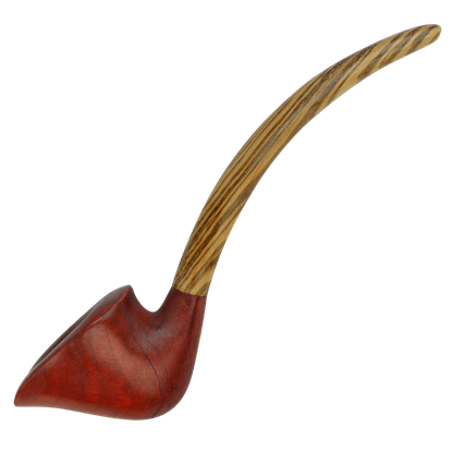 The Cameroon Pipe