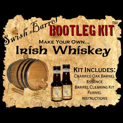 Irish Whiskey Bootleg Kits - 1 Liter